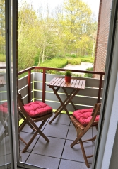 Balkon Ostsee-Perle Scharbeutz