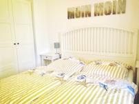 Schlafzimmer Ferienwohnung Ostsee-Perle Scharbeutz