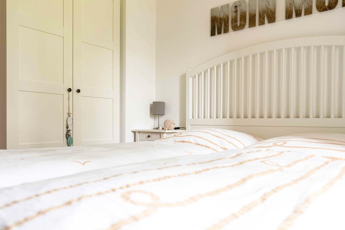 Schlafzimmer Ostsee-Perle Scharbeutz