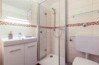 Neues Duschbad ostsee-Perle Scharbeutz